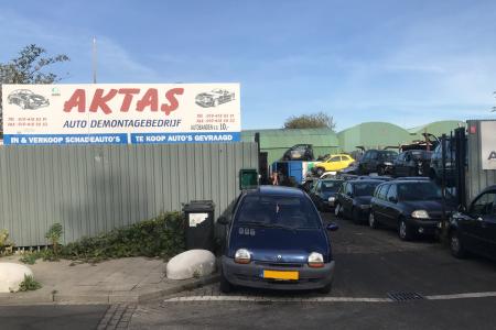 Autodemontagebedrijf Aktas