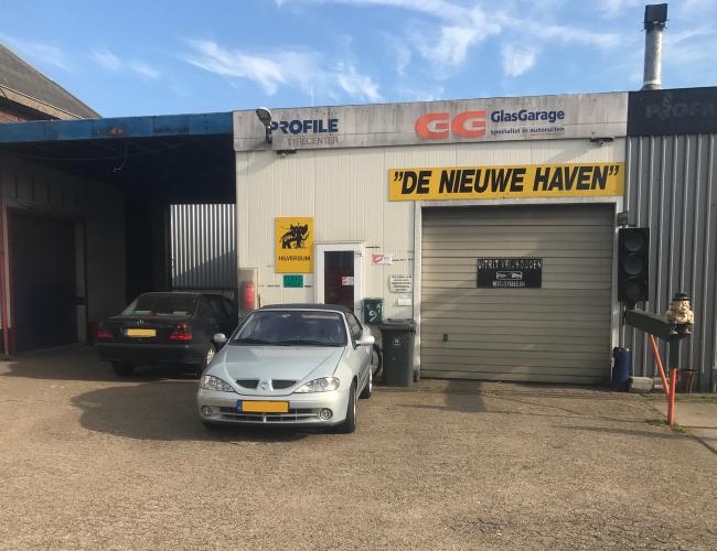 """Autosloperij """"De Nieuwe Haven"""""""