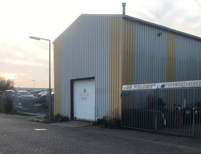 Autodemontagebedrijf De Polder