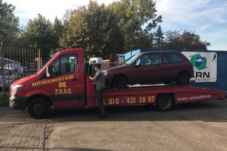 Autosloperij De Zaag