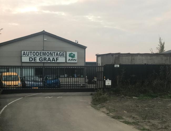 Autodemontage De Graaf BV