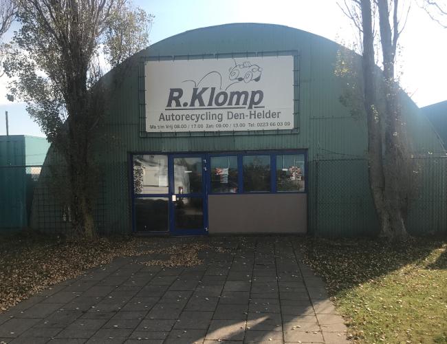 Autorecycling R. Klomp