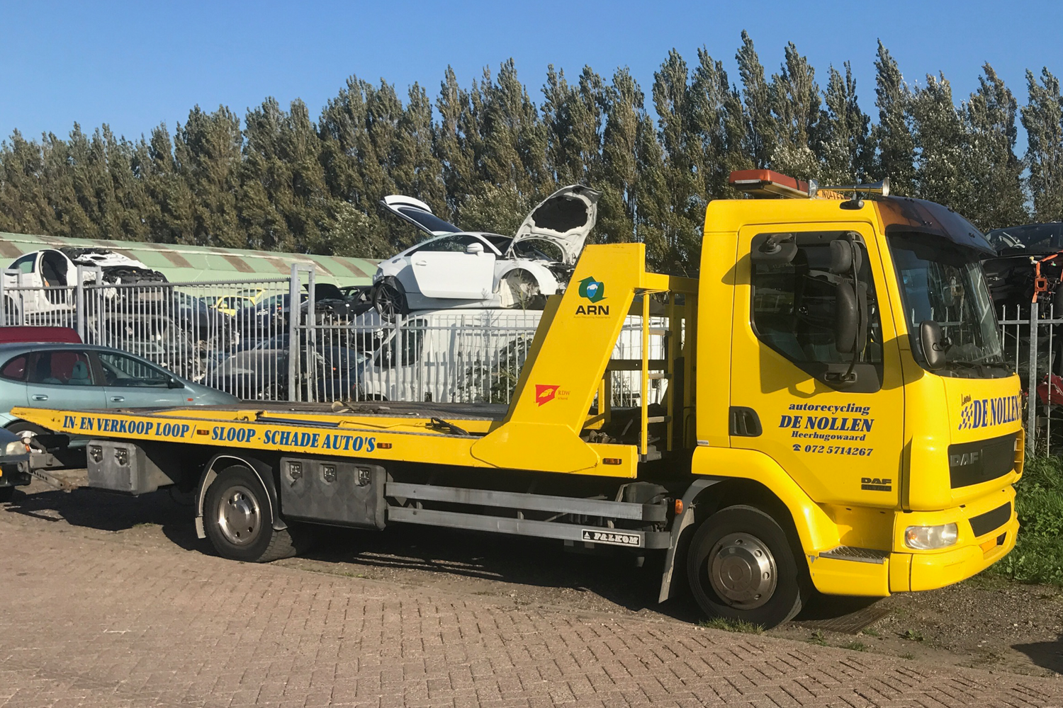 Autogarage & Recycling De Nollen