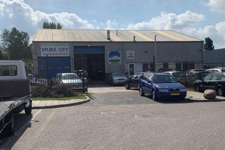 Auto Recycling Spijkenisse Spijkcity BV