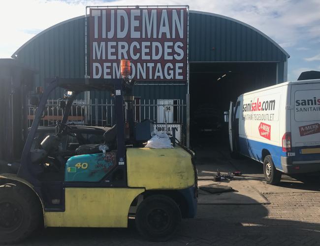 Autorecycling Tijdeman