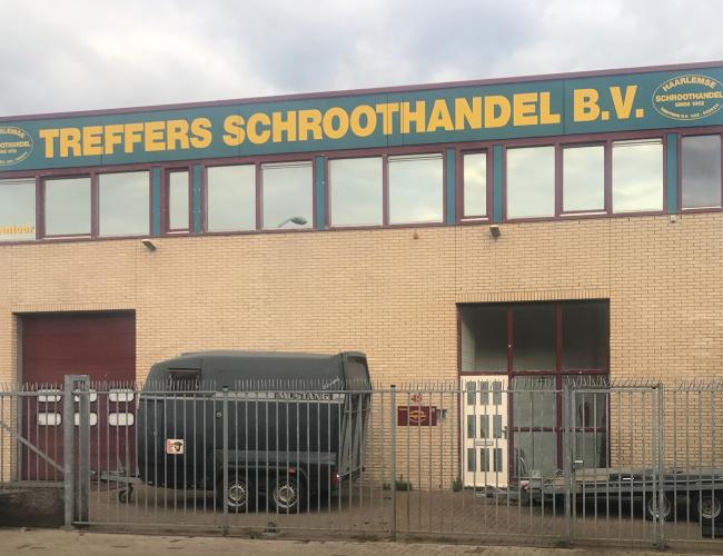 Auto- en Scheepssloperij Treffers B.V.