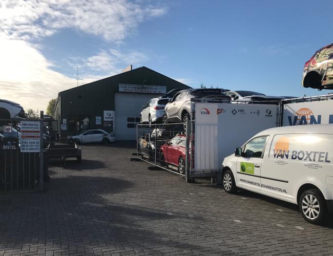 Autodemontagebedrijf Van Boxtel