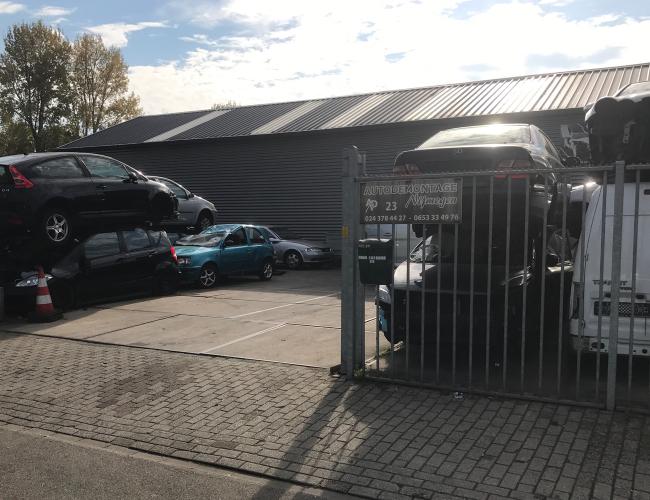 Autodemontage Nijmegen