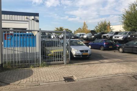 AAA Bart Junior Autosloperij en Autodemontage