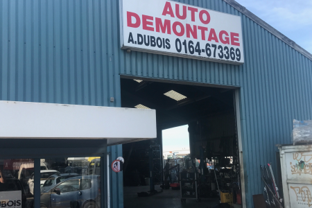 Autodemontage Dubois & Zonen
