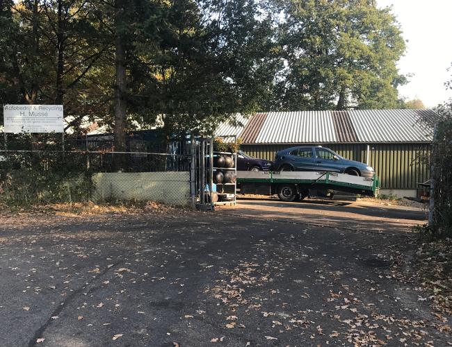 Autodemontage en Metaalhandel Jan Musse