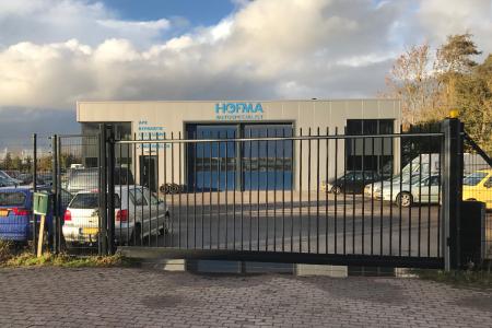 Autodemontagebedrijf Hofma