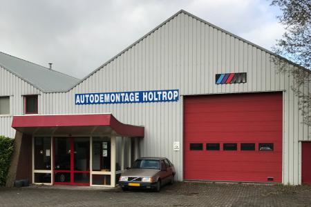Autodemontagebedrijf Holtrop & Zn