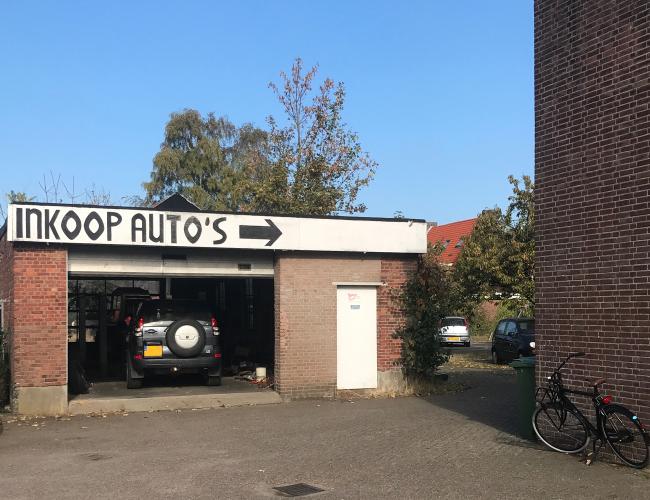 Huijbregts Autosloperij en Handel