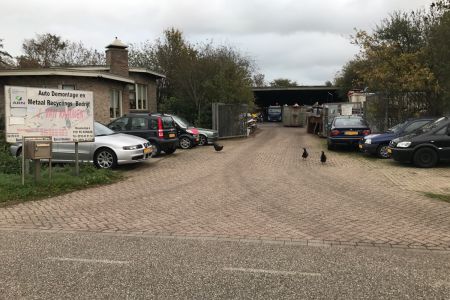 Sloperij en Autorecycling Bedrijf Van Kammen