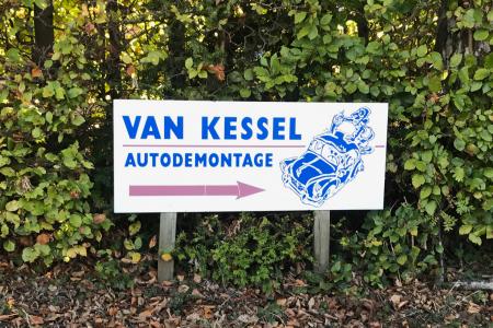 Autohandel Autodemontage G. van Kessel VOF