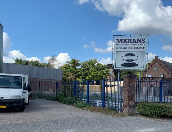Marans Volvo Onderdelen BV