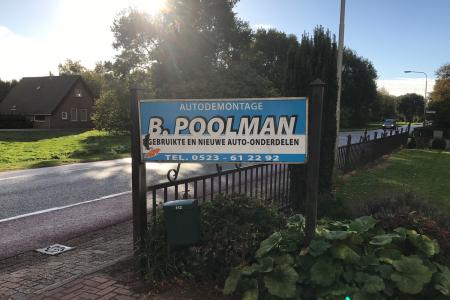 Autodemontagebedrijf Poolman