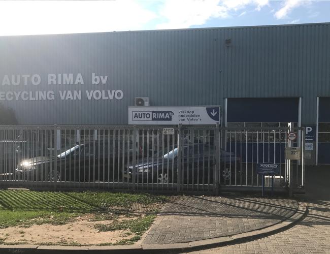 Rima Verkoop & Demontage Volvo