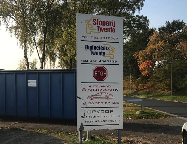 Sloperij Twente Auto Recycling