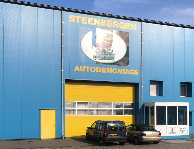 Autodemontagebedrijf Steenbergen VOF