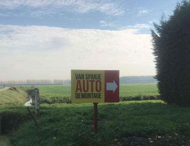 Spanje Autodemontagebedrijf BV