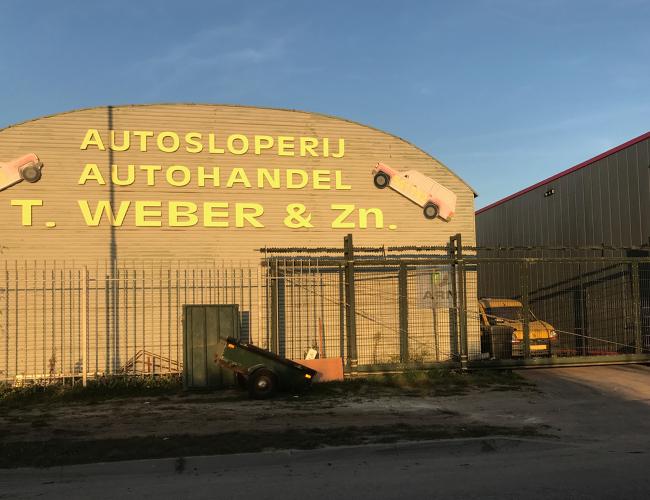 Autobedrijf T. Weber & Zn