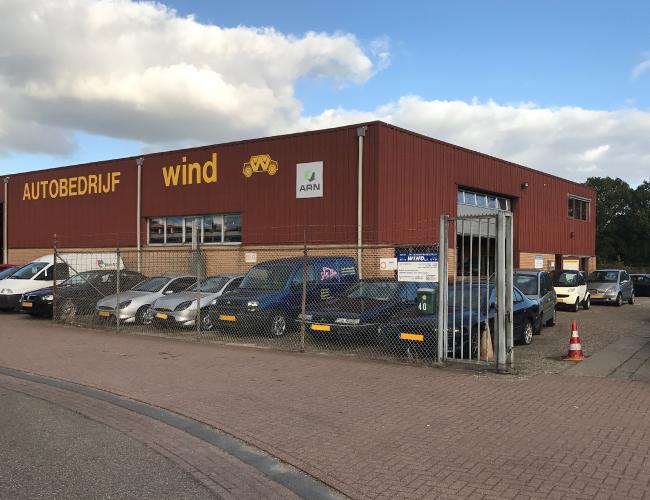 Wind Autobedrijf en Autodemontage BV