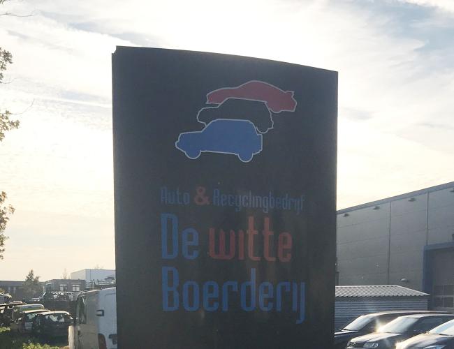 Autosloperij De Witte Boerderij