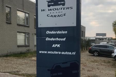 Garage en Autodemontage Wouters & Zonen