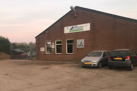 Autodemontage en Auto Onderdelen Firma van Zutphen