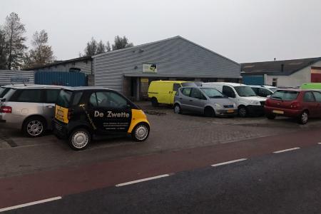 Auto- en Recyclingbedrijf De Zwette