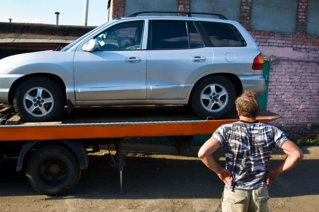Auto verkopen als sloopauto aan de sloop