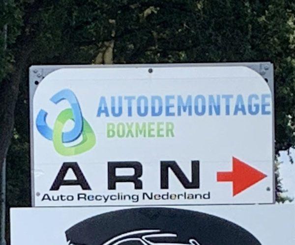 Autodemontage en Scooterdemontage Boxmeer
