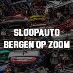 Sloopauto Bergen op Zoom