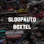 Sloopauto Boxtel