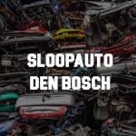 Sloopauto Den Bosch