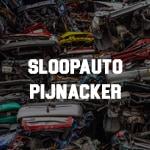 Sloopauto Pijnacker