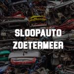 Sloopauto Zoetermeer