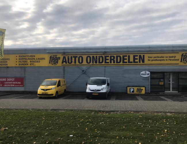 Van der Feer Almere: Auto Onderdelen
