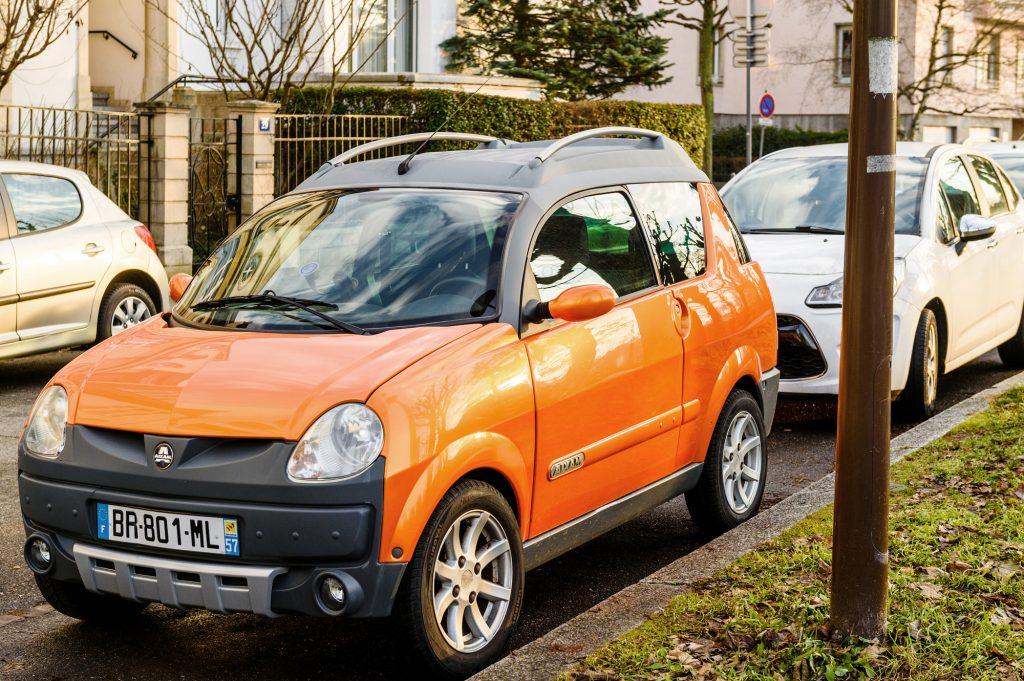 Brommobiel verkopen? Minicar of 45 km auto verkopen!