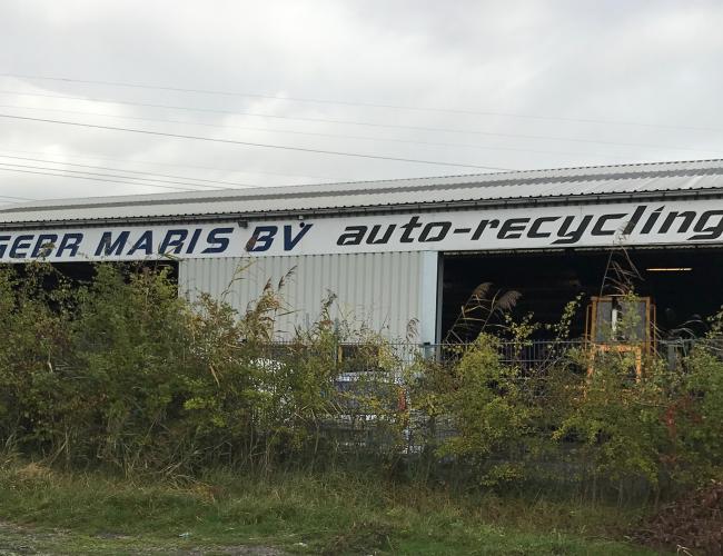 Autosloopbedrijf Familie Maris B.V.