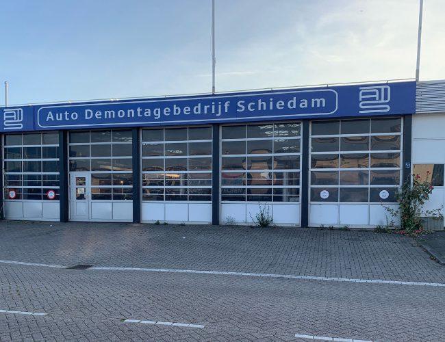 Autodemontagebedrijf Schiedam (ADS)