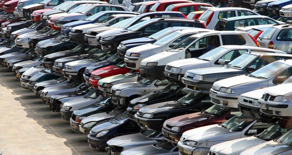 Afgedankte auto verkopen Vlaanderen België