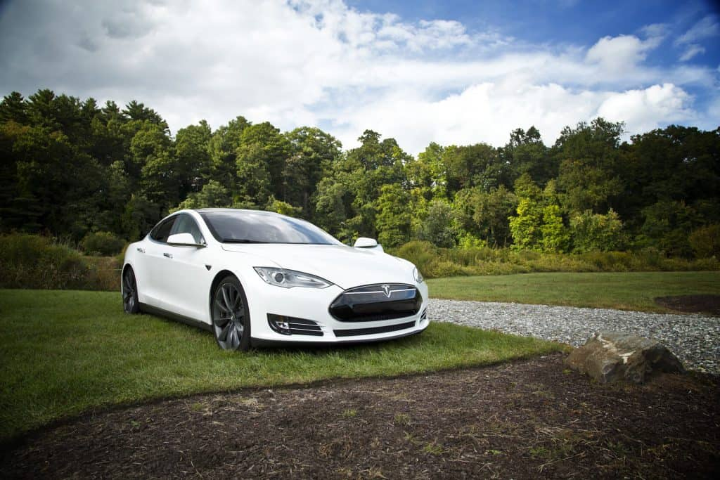 Elektrische auto verkopen