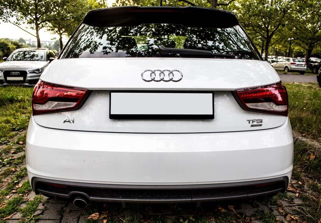 Audi A1 Schadeauto of Sloopauto