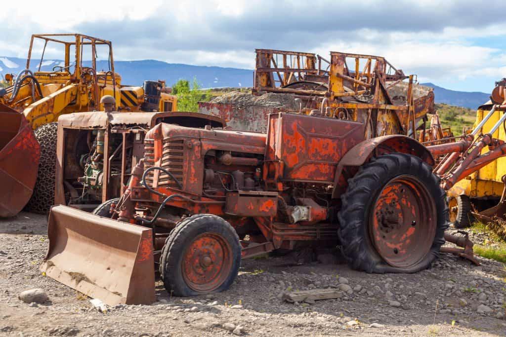 Tractor of trekker verkopen