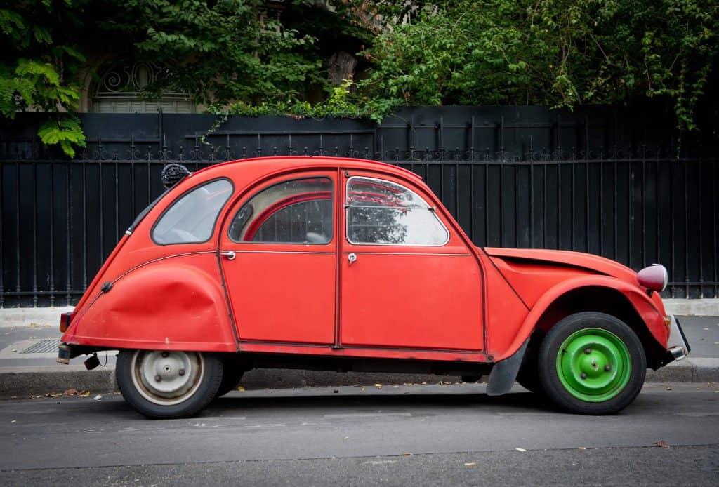 Citroën onderdelen