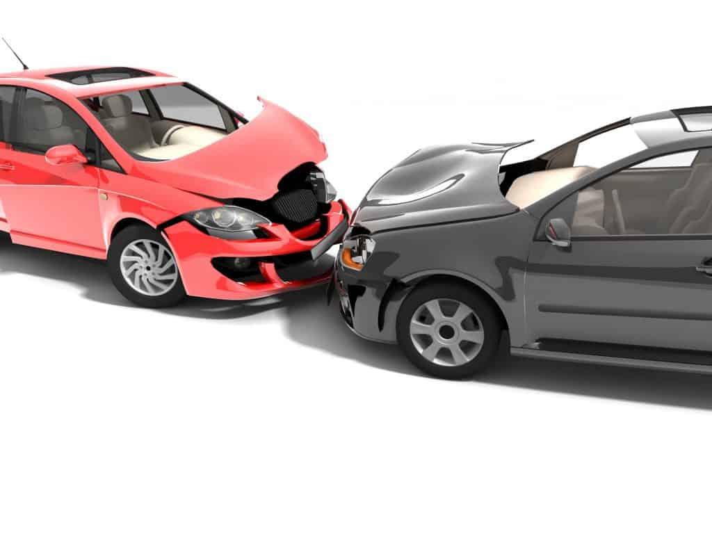 Schade Peugeot onderdelen