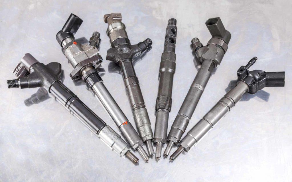 Injectoren auto
